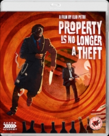 Property Is No Longer a Theft, Blu-ray BluRay