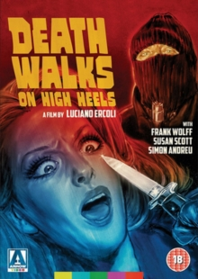 Death Walks On High Heels, DVD DVD