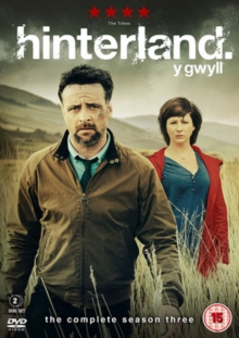 Hinterland: The Complete Season Three, DVD DVD