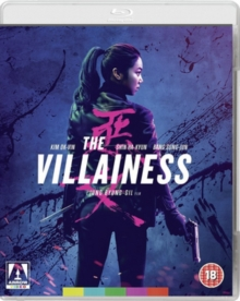 The Villainess, Blu-ray BluRay