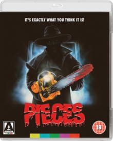 Pieces, Blu-ray BluRay