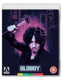 Oldboy, Blu-ray BluRay