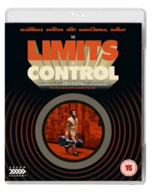 The Limits of Control, Blu-ray BluRay
