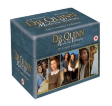 Dr Quinn, Medicine Woman: The Complete Collection, DVD DVD