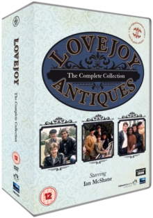 Lovejoy: The Complete Collection, DVD  DVD