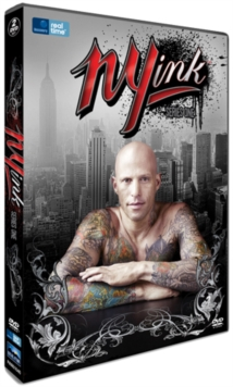 New York Ink: Series 1, DVD  DVD