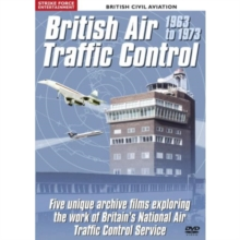 British Air Traffic Control: 1963-1973, DVD  DVD