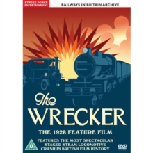 The Wrecker, DVD DVD