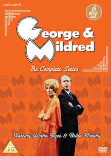 George and Mildred: The Complete Series, DVD DVD