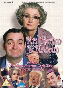 Mrs Merton and Malcolm: The Complete Series, DVD  DVD