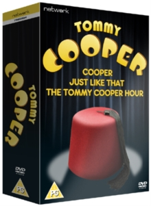 Tommy Cooper Collection, DVD  DVD