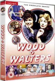 Wood and Walters: The Complete Series, DVD  DVD