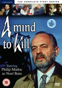 A   Mind to Kill: Series 1, DVD DVD