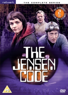 The Jensen Code: The Complete Series, DVD DVD
