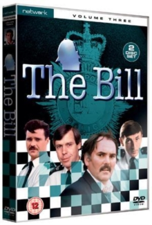 The Bill: Volume 3, DVD DVD