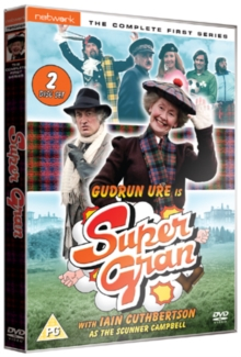 Super Gran: Series 1, DVD  DVD