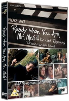 Ready When You Are, Mr McGill, DVD  DVD