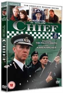 The Chief: Series 2, DVD DVD