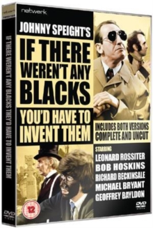 If There Weren't Any Blacks You'd Have to Invent Them, DVD  DVD