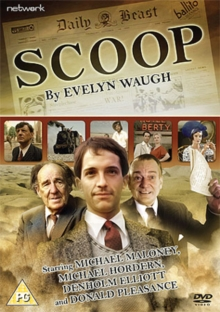 Scoop, DVD  DVD