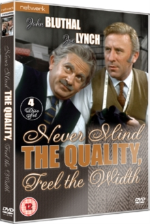 Never Mind the Quality, Feel the Width, DVD  DVD