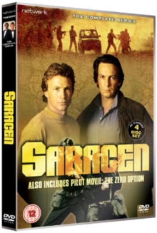 Saracen: The Complete Series, DVD  DVD