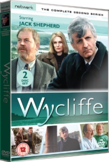 Wycliffe: The Complete Second Series, DVD DVD