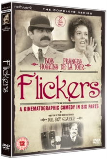 Flickers: The Complete Series, DVD  DVD