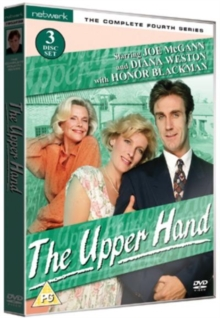 The Upper Hand: Series 4, DVD DVD