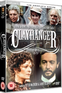 Clayhanger: The Complete Series, DVD  DVD