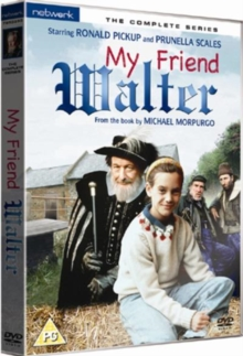 My Friend Walter: The Complete Series, DVD  DVD