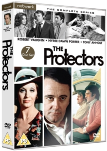 The Protectors: Complete Series, DVD DVD