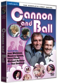 Cannon and Ball: The Complete First Series, DVD  DVD