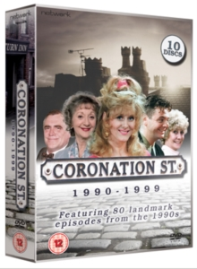 Coronation Street: The Nineties, DVD  DVD