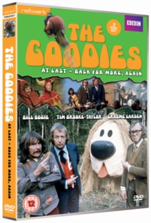 The Goodies: At Last - Back for More, Again, DVD DVD