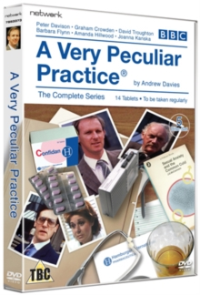 A   Very Peculiar Practice: The Complete Series, DVD DVD