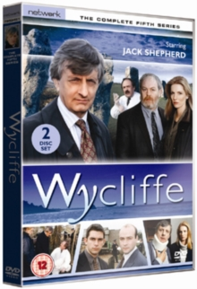 Wycliffe: The Complete Fifth Series, DVD DVD