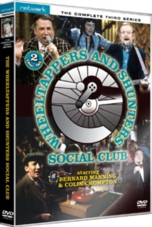 The Wheeltappers and Shunters Social Club: Series 3, DVD DVD