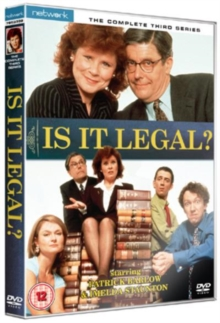 Is It Legal?: Series 3, DVD  DVD