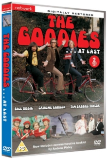 The Goodies: At Last!, DVD DVD