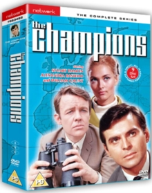 The Champions: The Complete Series, DVD DVD