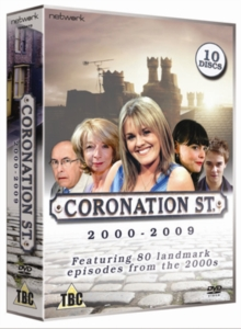 Coronation Street: The Noughties, DVD  DVD