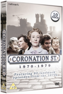 Coronation Street: The Best of Coronation Street 1970-1979, DVD  DVD