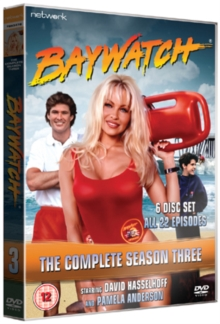Baywatch: The Complete Series 3, DVD  DVD