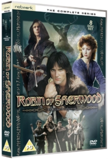 Robin of Sherwood: The Complete Collection, DVD  DVD