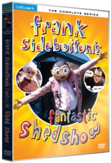 Frank Sidebottom's Fantastic Shed Show, DVD  DVD