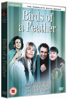 Birds of a Feather: Series 6, DVD  DVD