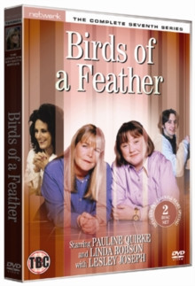 Birds of a Feather: Series 7, DVD  DVD