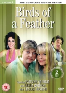 Birds of a Feather: Series 8, DVD  DVD