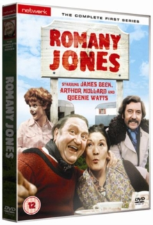 Romany Jones: Complete Series 1, DVD  DVD